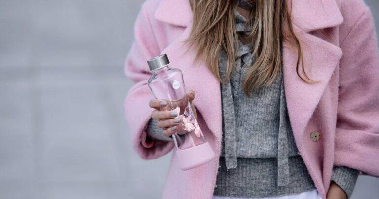 Bewusst leben mit einer Trinkflasche in der Tasche!